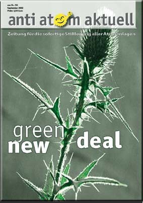 Kapitalismus: green new deal